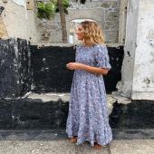 Seguimos con más colores de nuestro VESTIDO BALI que estáis arrasando con él porque es ideal .... AZUL 💙  👉🏻Desliza para ver más fotitos📷 📦Shop online www.catalove.es con  la promo de envíos a 1,99€  #nuevacolección #new #newcollection #vestidos #vestidoslargos #verano #azul #look #lookoftheday