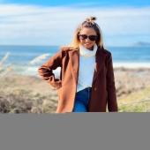 Me encanta 🤎 el nuevo Abrigo en color marrón! Súper combinable y a un precio genial! 🤎   ~ www.catalove.es ~  #nuevo #nuevacolección #colecciónotoñoinvierno #moda #modamujer #looks #estilo #modafeminina #inspiration #lookotoño #lookoftheday #shoponline #abrigo #abrigocamel #básicos #basicosdelvestidor #imprescindibles #ventaonline