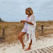 Menudo día de NOVEDADES más emociantes! ☺️ estamos súper contentos de que estéis agotando todos! Muchas gracias catalovers 🤍  👉🏻El kimono crochet blanca perfecto para estas vacaciones 🤍  📦Shop online www.catalove.es  #nuevacolección #kimono #crochet #white #look #lookoftheday #outfit #envíos
