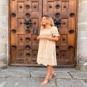 Ideal también en color camel!  🤎Súper fan de los vestidos calado en tonos tostados 🤎 importante lleva forro por lo que no transparenta nada!   👉🏻Desliza para ver más fotos📷 📦Shop online www.catalove.es  #nuevacolección #novedades #newcollection #vestido #vestidocalado #camel #outfit #outfitoftheday #envíos #shoponline